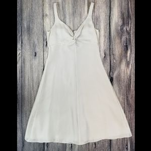 Armani Collezioni Silk Blend Cocktail Dress